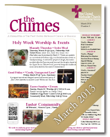 Chimes March 2013 Roll