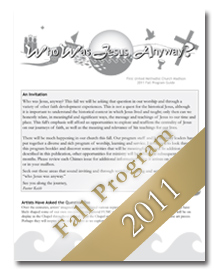 Fall Program Guide 2011