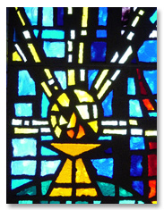 Stained Glass - Stained Glass, Sanctuary
